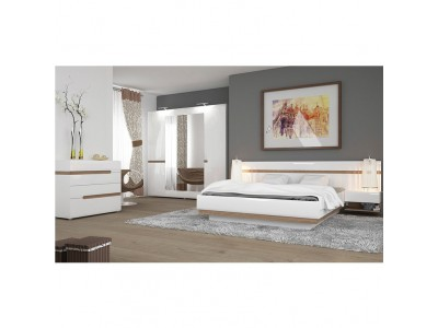 Linate спальня