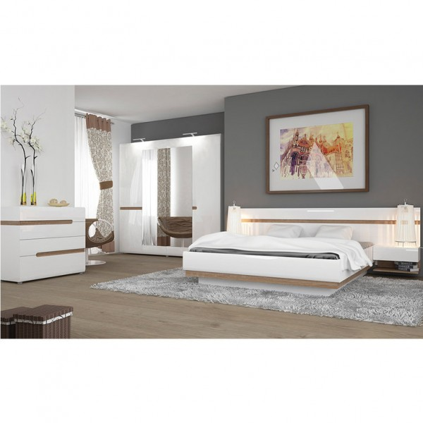 Anrex Linate спальня