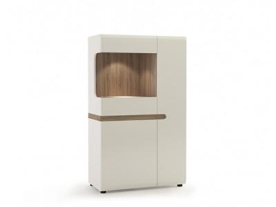 Linate Шкаф с витриной 3D-1S/TYP 32