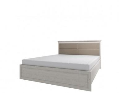 Monako Кровать 160 с мягким изголовьем с/п