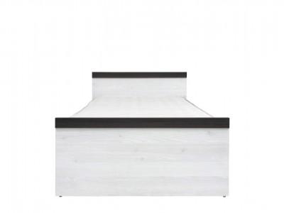 Порто Кровать  LOZ90X200 с металлическим осн.
