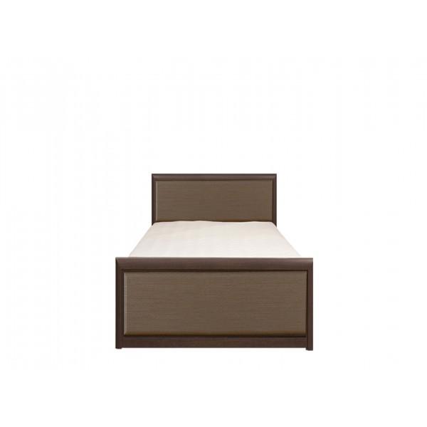 Коен кровать LOZ 90x200 металлическая основа мдф