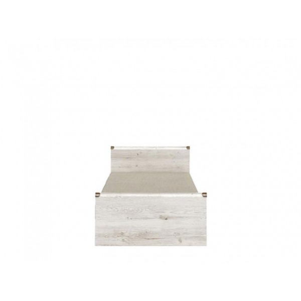 Indiana кровать JLOZ 90x200 с металлическим основанием