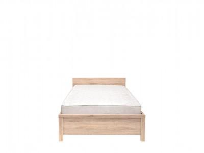 Каспиан кровать LOZ 90X200 с металлическим основанием