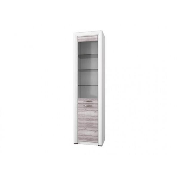 Anrex Olivia шкаф-витрина 1V1D