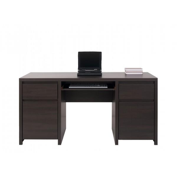 Каспиан стол письменный BIU2D2S венге