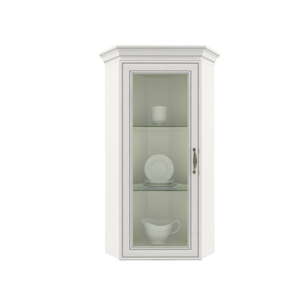 Anrex Tiffany Шкаф с витриной 1VU